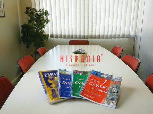 Cursos de espanhol e português Hispania.