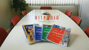 Curso de espanhol presencial e a distância
